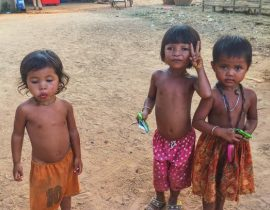Smiles of Cambodia