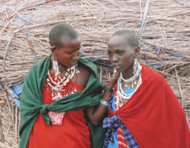 Welcome to Maasai tribe