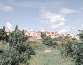 Oprtalj – my first time in Istria