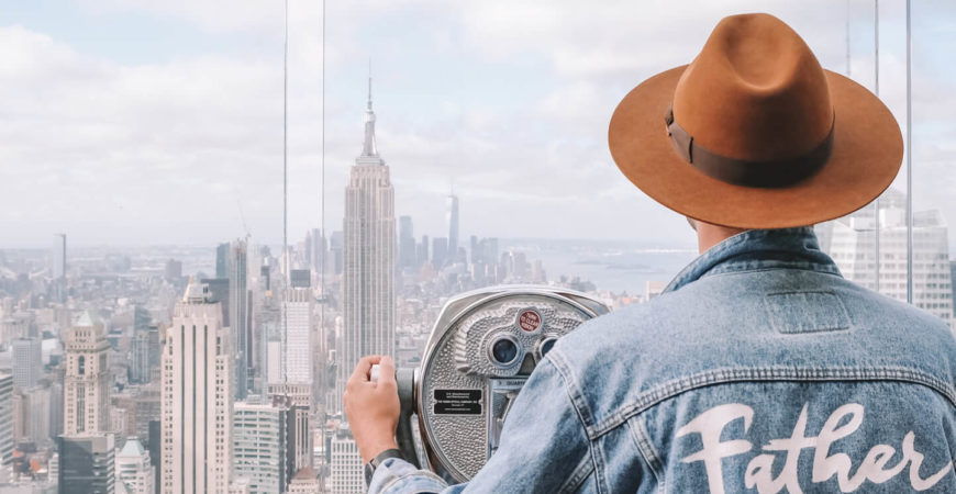 the best views in New York City